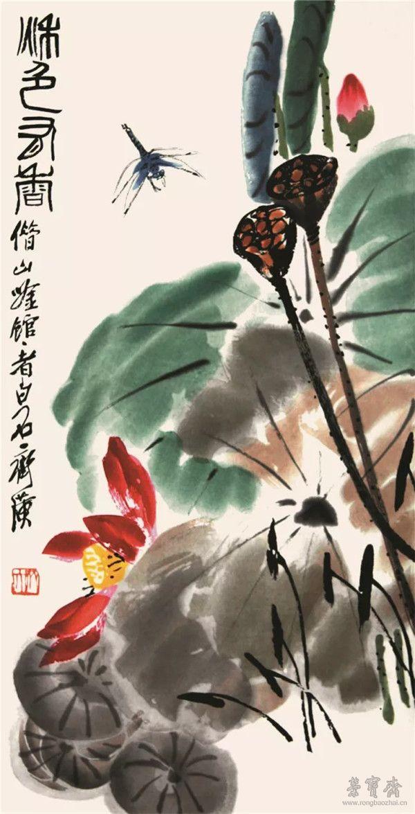 """中国国画历史源远流长,初始于春秋战国时期,拓展于魏晋南北朝,至隋唐趋向全盛,五代两宋时期绘画进一步成熟和繁荣,山水、花鸟画跃居主流,也标志着画作风格由写实向写意的转变。元明清三代,水墨山水和写意花鸟得到突出发展,元代文人主张""""复古""""、""""以书入画""""的观点对于以后中国画发展影响极大。明清以来在""""诗画一律""""、""""书画结合""""上有了进一步发挥。 20世纪以来,中国画艺术不断前进不断发展,展现出流派纷呈、不断改革创新的局"""